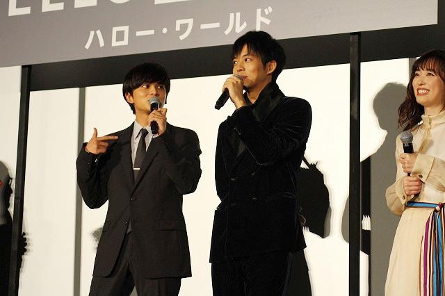 北村匠海、松坂桃李にアニメ監督挑戦を提案!狙いは「僕を出して」 - 画像1