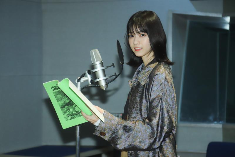 元乃木坂46・西野七瀬がアニメ声優!巫女の血を継承する14歳の少女役