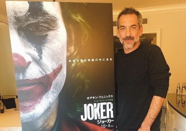 「ジョーカー」について語った トッド・フィリップス監督