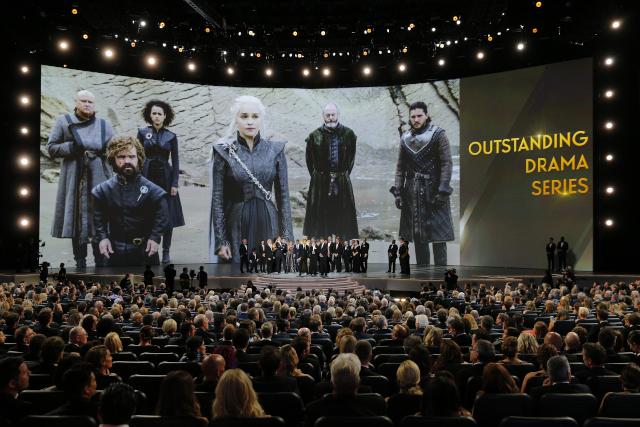 「ゲーム・オブ・スローンズ」が有終の美 エミー賞作品最多タイ記録
