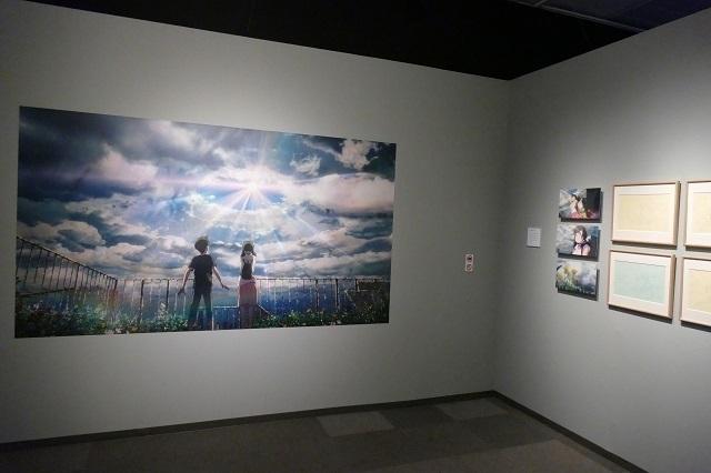 夏美のスーパーカブも!制作資料400点以上を展示する「天気の子」展が開幕 - 画像11