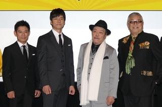 西島秀俊「任侠学園」封切りに感無量 「劇場でいつでも待っています」