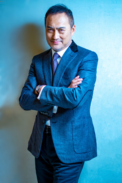 7月に来日公演を終え、インタビューに応じた渡辺謙