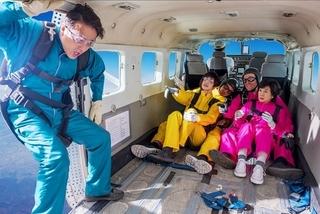 ムロツヨシが大空を舞う!? 「最高の人生の見つけ方」本編映像公開