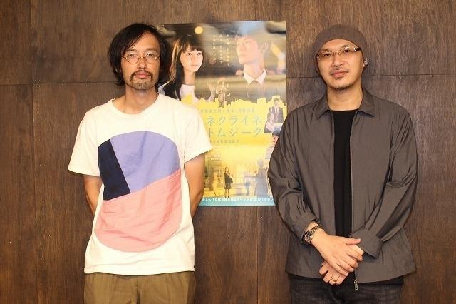 映画評論家の森直人氏とトーク!