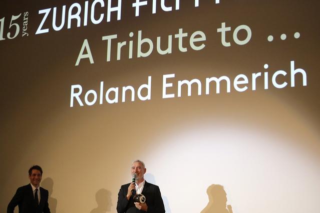 チューリッヒ国際映画祭でR・エメリッヒ監督特集 ポスプロ中の次回作「ミッドウェイ」語る - 画像1
