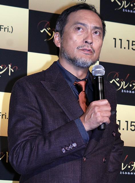 渡辺謙「ベル・カント」に感じた宿命、加瀬亮の役名「ゲン・ワタナベ」には「違うのないの?」 - 画像2