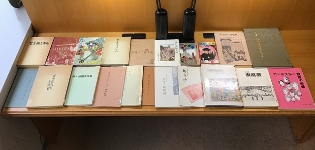 生前の御園さんは、自身のコレクションを 活用して多数の私家版文献を発行した
