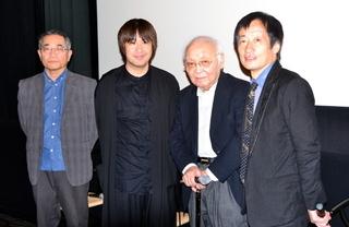 中島貞夫監督、幻の深作欣二版「浪人街」騒動の熱気を回顧