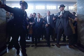 スコセッシ新作「アイリッシュマン」、NYのブロードウェイ劇場で1カ月上映