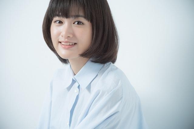 ヒロインを演じる小西桜子