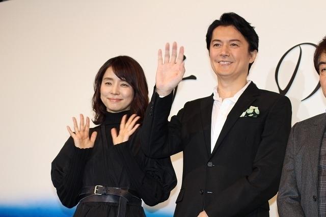 福山雅治&石田ゆり子が共演した大人の恋物語「マチネの終わりに」