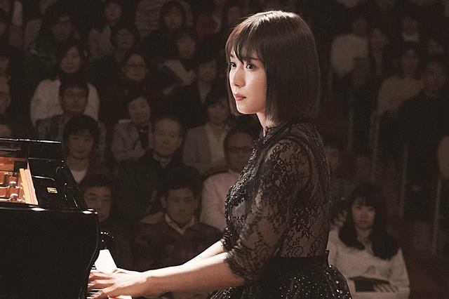 「蜜蜂と遠雷」に主演した松岡茉優