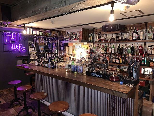 高円寺「Cafe & Bar BIG FISH」