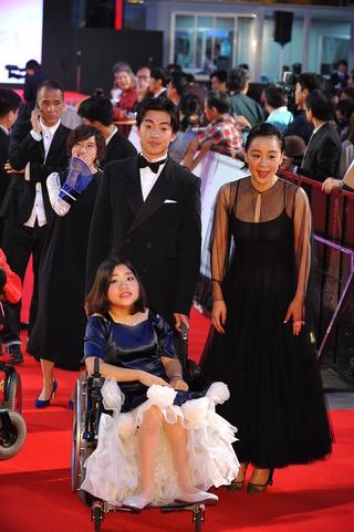 第32回東京国際映画祭開幕!山田洋次監督、吉岡秀隆、後藤久美子ら「男はつらいよ」チームに熱い声援