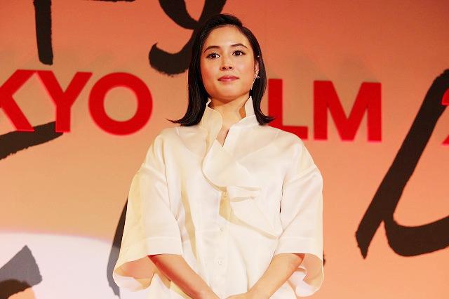 フェスティバル・ミューズとして映画祭を盛り上げる広瀬アリス