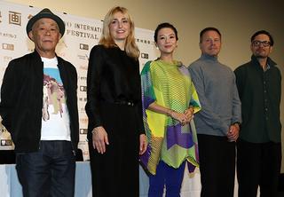 チャン・ツィイー審査委員長、選考に意欲「多種多様な作品選ばれている」