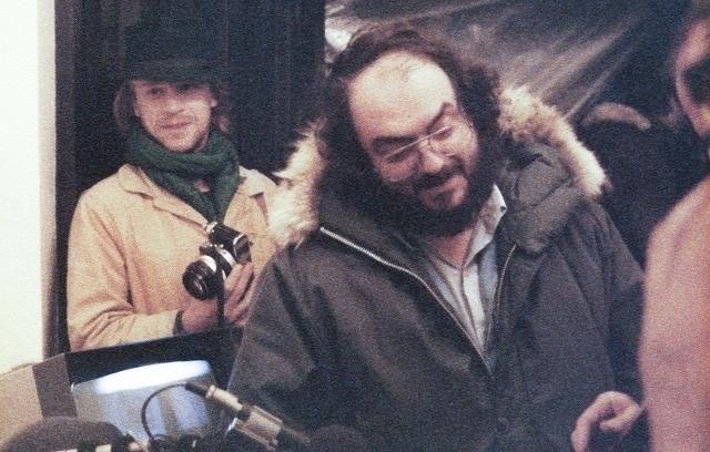 俳優レオン・ビタリの姿を通じて、 キューブリック監督の実像を明かす