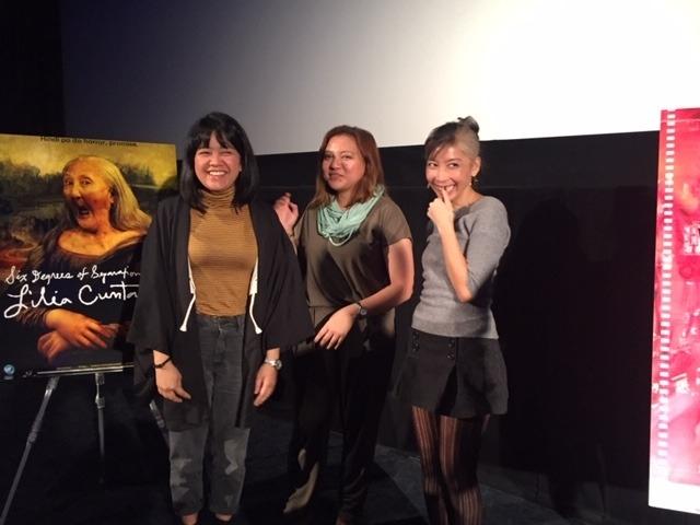 フィリピン、ラオスの女性監督がホラー映画、各国の女性監督の立場など赤裸々トーク