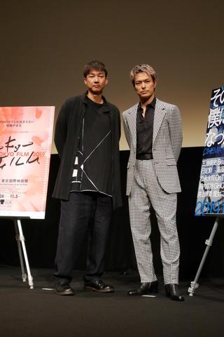 今市隆二、主演映画撮影初日に30テイク 松永大司監督の助言に感謝