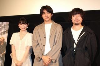 金子大地、児山隆監督と会って30秒で主演決定! 石川瑠華はインスタ経由で驚きのオファー