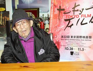 大林宣彦監督、最新作「海辺の映画館 キネマの玉手箱」で貫く反戦「未来は変えられるかもしれない」