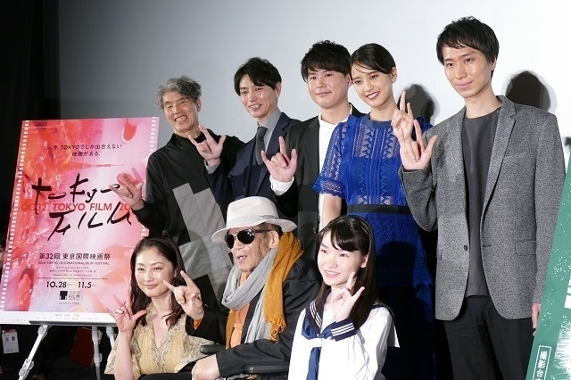 大林宣彦監督「これから3000年生きる」と力強くアピール 東京国際映画祭の特別功労賞に輝く