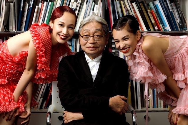 東京国際映画祭レッドカーペット後にインタビュー
