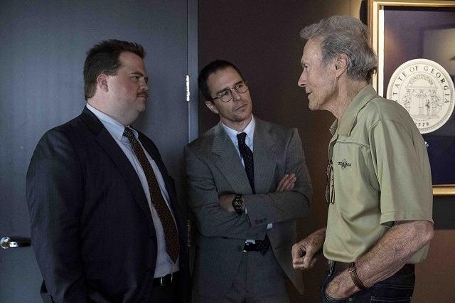 イーストウッド監督最新作「リチャード・ジュエル」20年1月公開! 緊迫の予告編も披露