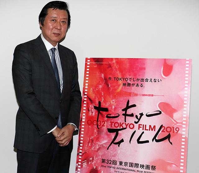 久松猛朗FD、東京国際映画祭での若手発掘・育成をさらに強化「次も頑張ろうという機会に」