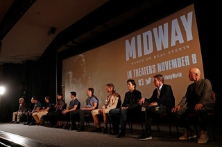 R・エメリッヒ監督最新作「MIDWAY」20年秋公開! 豊川悦司がハワイプレミアに参加