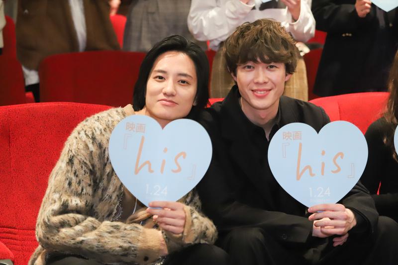 宮沢氷魚&藤原季節、映画共演を通じ「会うたびに好きになっちゃう」