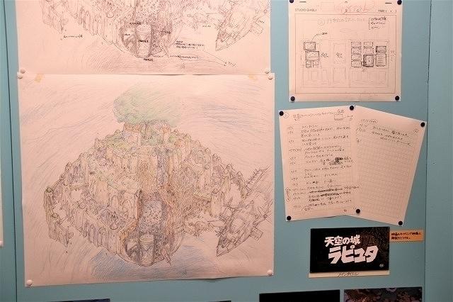 ジブリ美術館、新展示からあふれる宮崎駿監督の無限の想像力・好奇心