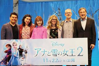 神田沙也加「アナ雪2」製作陣の大きな愛に包まれ涙…「人生の宝物になった作品」