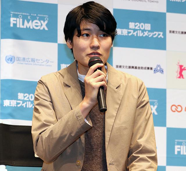 広瀬奈々子監督、「つつんで、ひらいて」でフィルメックスの2年連続コンペ「読後感の残る作品に」