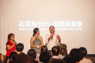 石垣島ゆがふ国際映画祭プレイベント 南の島々の音楽ドキュメンタリーなど4プログラムを上映