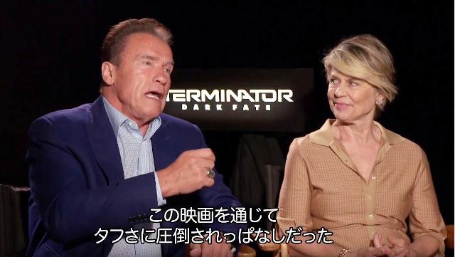 【独占インタビュー】「ターミネーター」でシュワちゃんも驚愕したリンダ・ハミルトンの強さとは?
