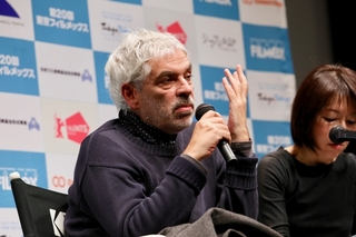 ペドロ・コスタ、ロカルノ最高賞「ヴィタリナ」を東京フィルメックスでお披露目
