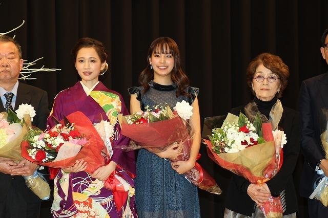 前田敦子が「山路ふみ子映画賞」女優賞 人生経験を積むことができる映画界は「たまらない世界」
