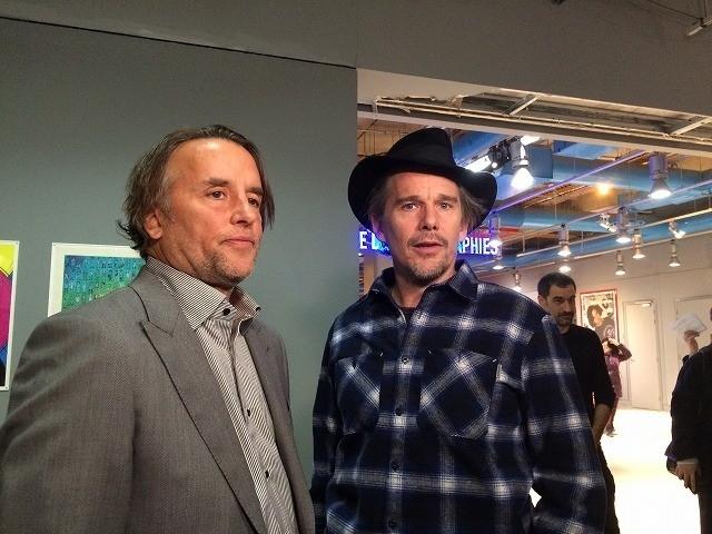 【パリ発コラム】ポンピドゥー・センターでリチャード・リンクレイターの展覧会&特集上映