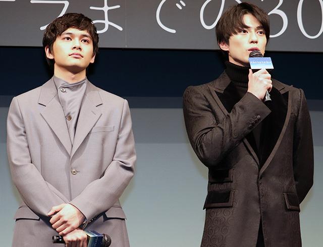 新田真剣佑、共演者らの入れ替わりたい願望にドヤ顔も「イヤだよ」 - 画像8
