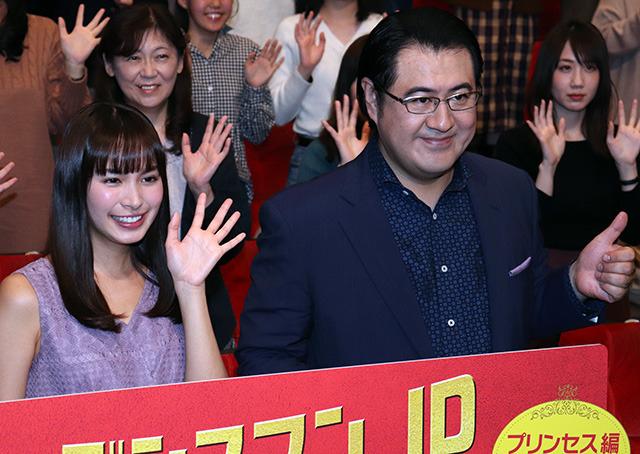 柴田恭兵「コンフィデンスマンJP」第2作で4年ぶり映画出演、関水渚も新メンバー入り - 画像1