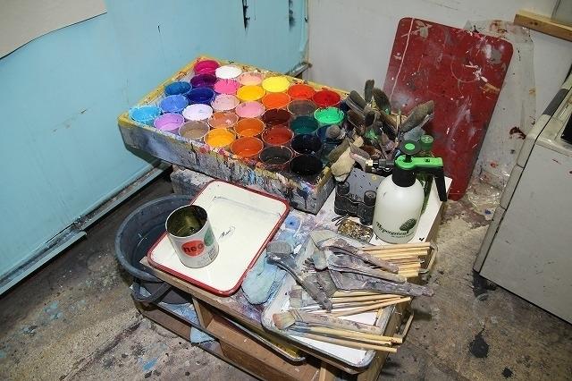 「SW」の聖地・日劇の巨大手描き看板を手掛けた絵師 製作秘話&「SWとともに」あったキャリアを語る - 画像6