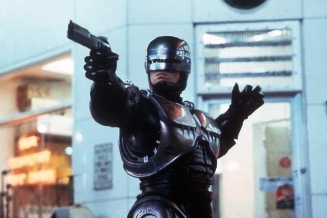 「ロボコップ(1987)」の一場面