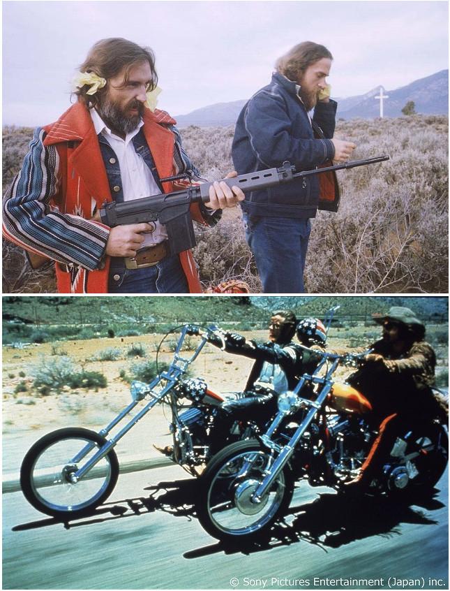 デニス・ホッパーが自身を演じる「アメリカン・ドリーマー」公開&「イージー★ライダー」再上映