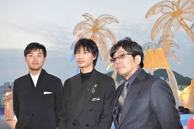 中国で開催された「第2回海南島 国際映画祭」に参加