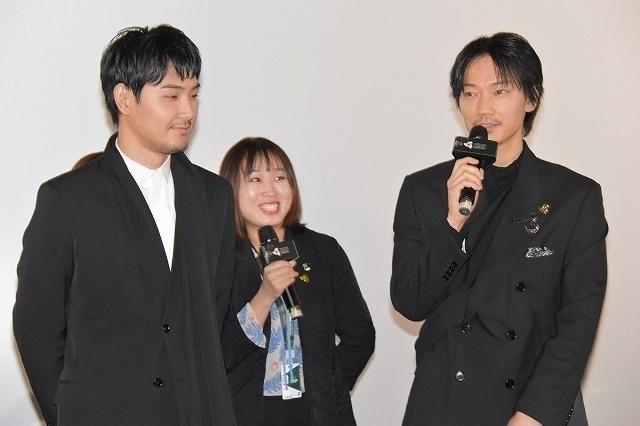 松田龍平、海外の映画祭で初受賞! 綾野剛&大友啓史監督と「影裏」ワールドプレミアに参加 - 画像5