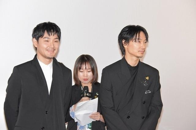 松田龍平、海外の映画祭で初受賞! 綾野剛&大友啓史監督と「影裏」ワールドプレミアに参加 - 画像2