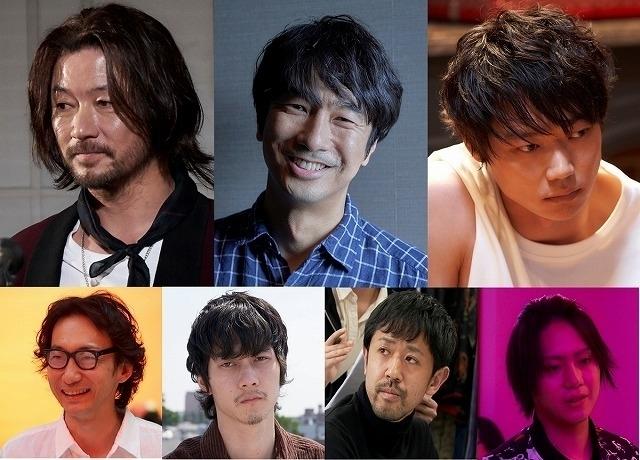 タイプの異なる魅力的な俳優たちが結集!