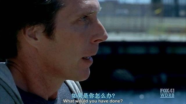 中国語字幕付きの「プリズン・ブレイク」(画像はシーズン4)